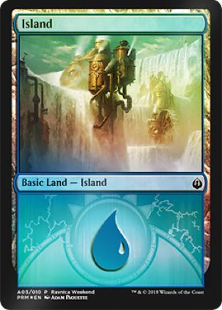 Island Ravnica Weekend A003