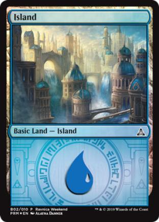 Island Ravnica Weekend B02