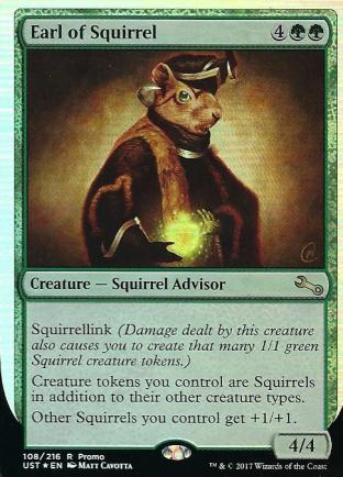 Earl of Squirrel Promo