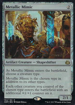 Metallic Mimic Prerelease