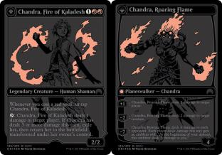Chandra Fire of Kaladesh SDCC 2015