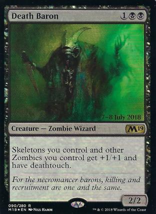 Death Baron Prerelease