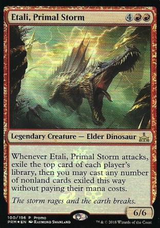 Etali Primal Storm Media Promo