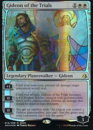 Gideon of the Trials (SDCC 2018)