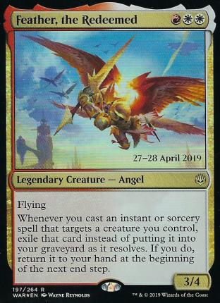 Feather the Redeemed Prerelease