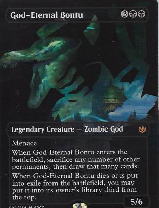 God-Eternal Bontu (SDCC 2019)