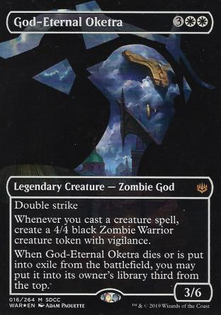 God-Eternal Oketra (SDCC 2019)