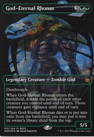 God-Eternal Rhonas (SDCC 2019)