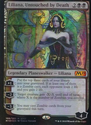 Liliana Untouched by Death (SDCC 2018)