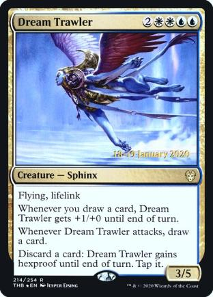 Dream Trawler (Prerelease)