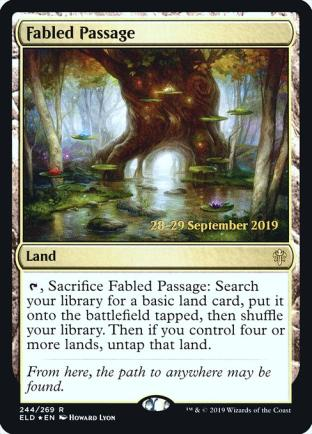 Fabled Passage (Prerelease)