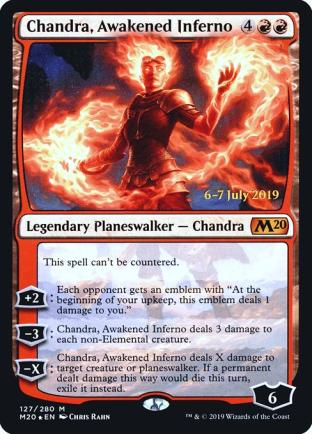 Chandra Awakened Inferno (Prerelease)