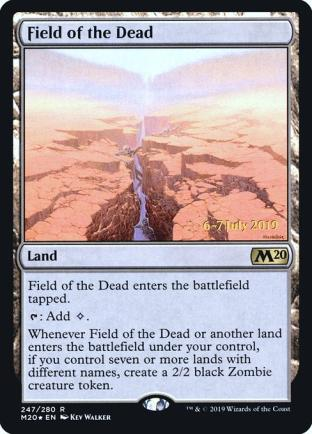 Field of the Dead (Prerelease)