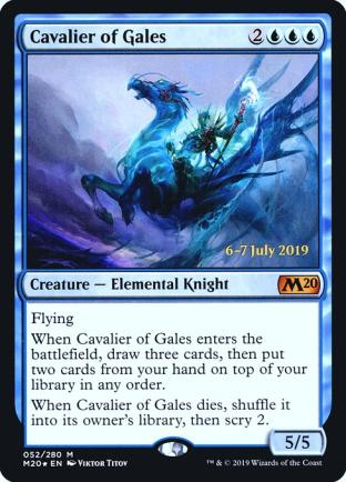 Cavalier of Gales (Prerelease)
