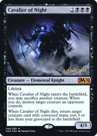 Cavalier of Night (Prerelease)