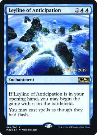 Leyline of Anticipation (Prerelease)