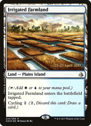 Irrigated Farmland Prerelease
