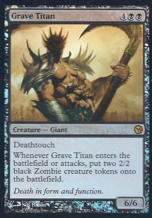 Grave Titan (DotP 2012 - Xbox)