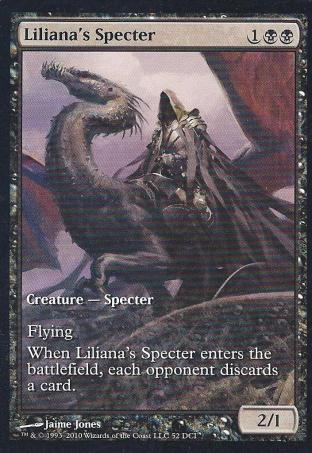 Liliana's Specter (Full Art Promo)