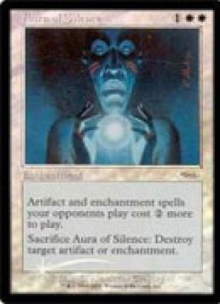 Aura of Silence (DCI)