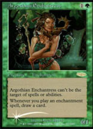 Argothian Enchantress (DCI)