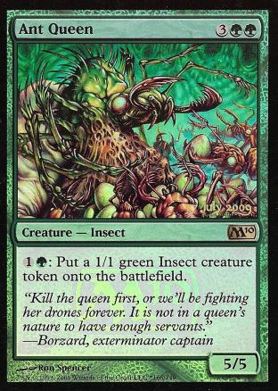 Ant Queen (M10 Release Event)