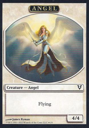 Angel Demon Promo Token