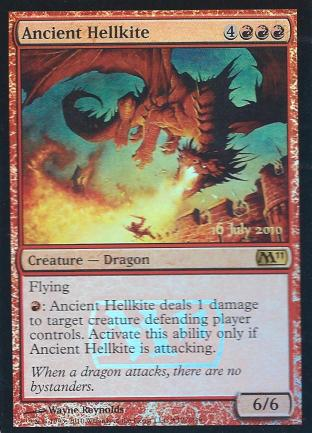 Ancient Hellkite (2011 Core Set Release)