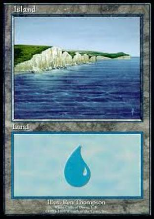 Island EURO Purple Promo (White Cliffs of Dover)