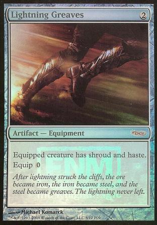 Lightning Greaves (FNM)