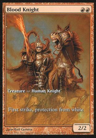 Blood Knight (Champs Full Art)