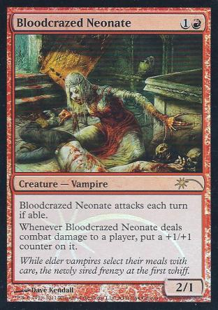 Bloodcrazed Neonate (Gateway)