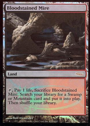 Bloodstained Mire (Judge Promo)