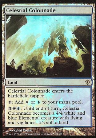 Celestial Colonnade (Worldwake Full Box Promo)