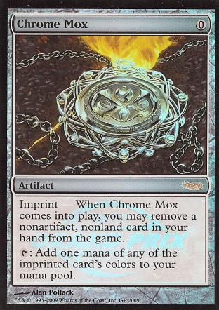 Chrome Mox (Grand Prix Promo)