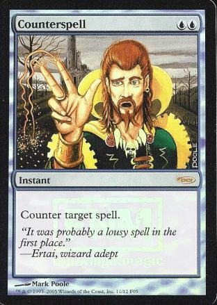 Counterspell (FNM)
