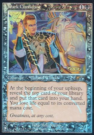 Dark Confidant (Judge Foil)