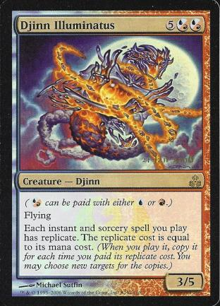 Djinn Illuminatus (GP Prerelease)