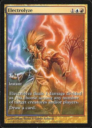 Electrolyze (Champs Full Art)