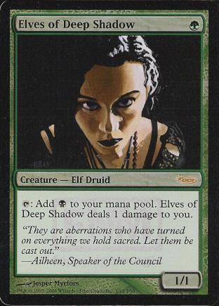 Elves of Deep Shadow (FNM)