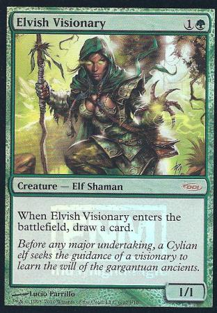 Elvish Visionary (FNM)