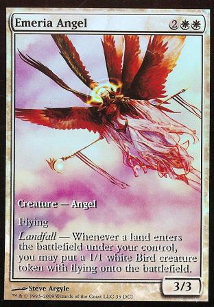 Emeria Angel (Extended Art Promo)