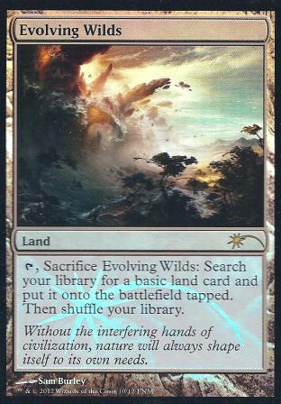 Evolving Wilds (FNM)