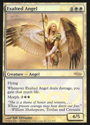 Exalted Angel (DCI Judge)