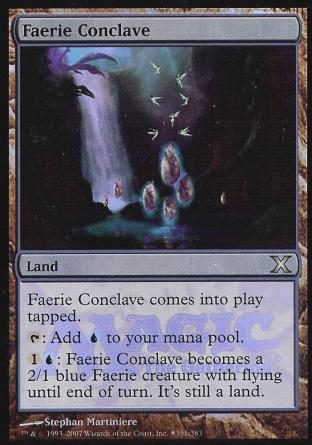 Faerie Conclave (Summer of Magic)