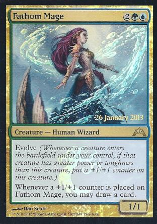 Fathom Mage (GC PreRelease)