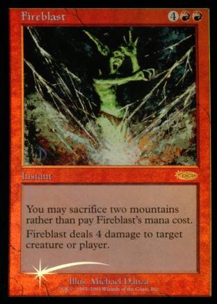 Fireblast (DCI)