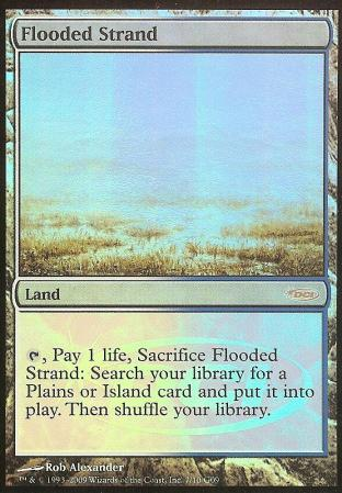 Flooded Strand (Judge Foil Promo)