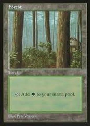 Forest APAC Red Promo (Japan)