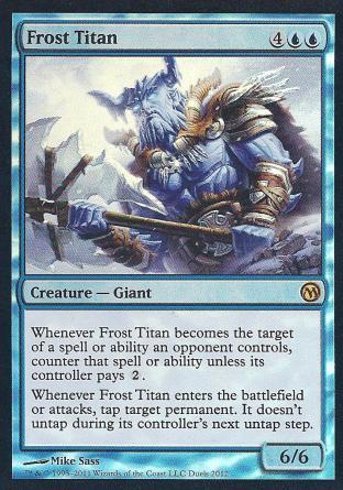 Frost Titan (DotP 2012 - PC)